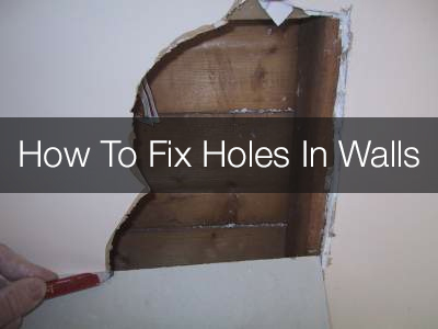 How To Fix Holes In Plaster Walls Axon Plastering